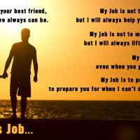 A Parents Job